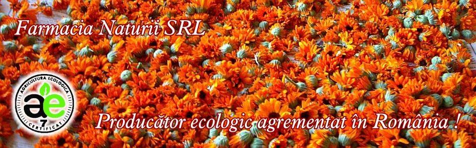 Farmacia Naturii-producator ecologic agrementat