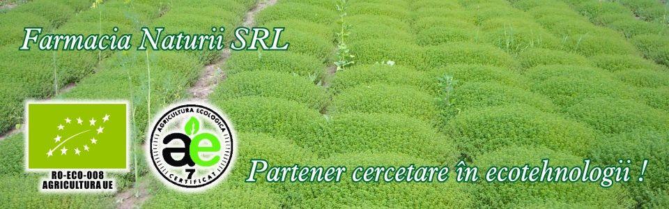 Farmacia Naturii-societate de cercetare in ecotehnologii