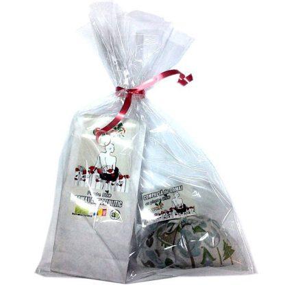 TRATAMENT CELULITA pachet de gomaj cu plante