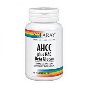 solaray-ahcc-plus-nac-beta-glucan-30cps-vegetale