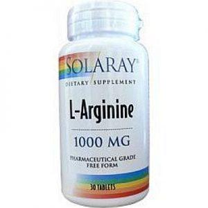 solaray-l-arginine-1000