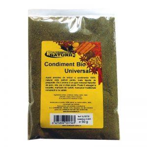 Condiment bio universal plante codimentare 50g