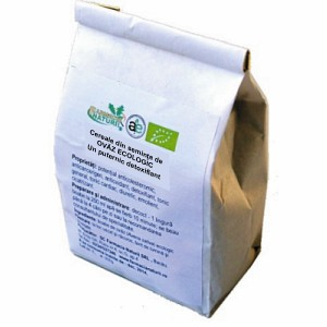 Ovaz integral ecologic 200g