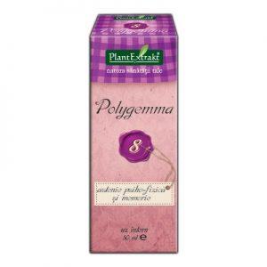 polygemma 8 astenie psiho-fizica si memorie plantextrakt