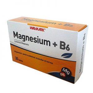 Magneziu B6 Walmark - 30 capsule