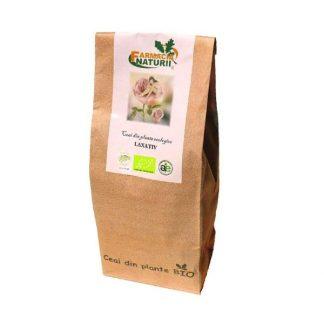Ceai pentru constipatie cronica ECOLAX