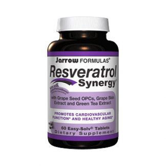 Resveratrol Sinergy 60 tablete Jarrow Formulas