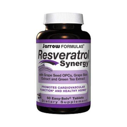 Resveratrol Sinergy 60 tablete Jarrow Formulas