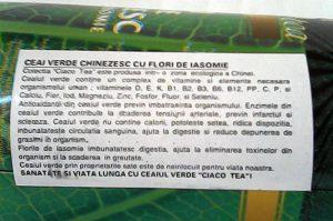 ceai-verde-beneficii-ciaco-tea-cu-flori-de-iasomie