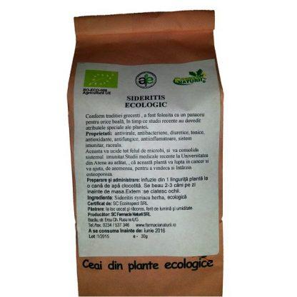 ceai-de-sideritis-ecologic-sideritis-syriaca-30g