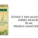 Extract din mlădițe de iarbă neagră 50 ml