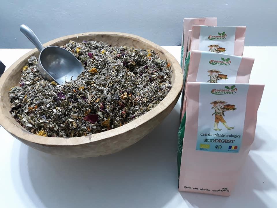 ceai bio Farmacia Naturii