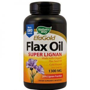 FLAX OIL SUPER LIGNAN - NATURE S WAY