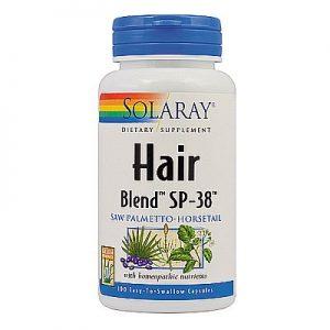 Hair Blend SP 38 Solaray