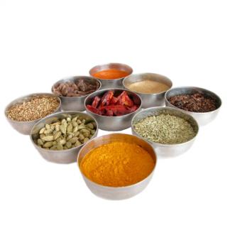 Condimente şi pulberi de plante