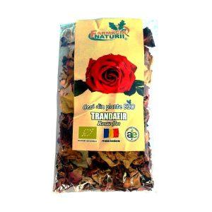 Ceai din petale de trandafir 10g