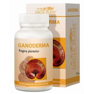 Ganoderma Lucidum - Ciuperca lui Dumnezeu - comprimate